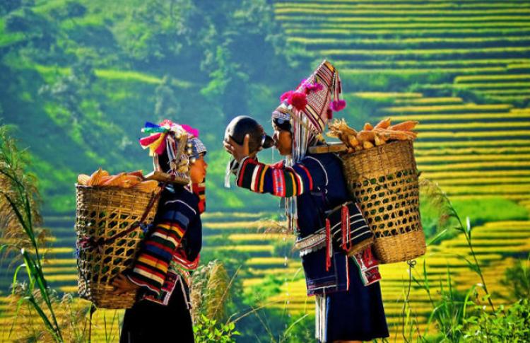 Красавицы Золотой земли. Женские образы в Юго-Восточной Азии