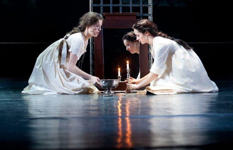 «Евгений Онегин», Театр Вахтангова