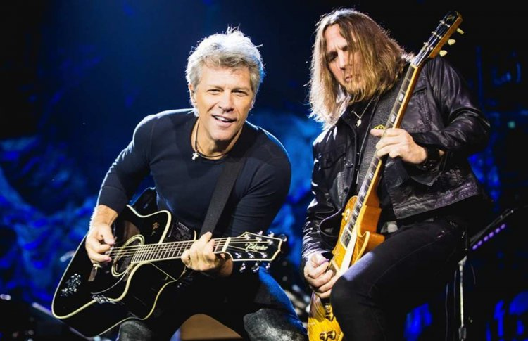 Bon Jovi возвращаются