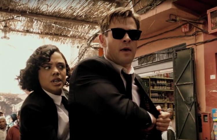 Трейлер фильма «Люди в черном: Интернэшнл»