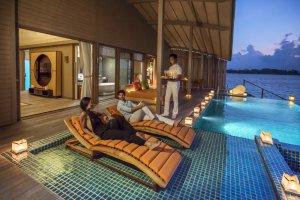 Иммерсивный туризм на Мальдивах с туроператором Club Med