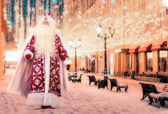Новогоднее мегашоу «Главный секрет Деда Мороза» в Крокусе - Фото №2
