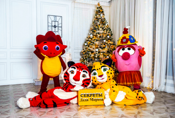 Новогоднее мегашоу «Главный секрет Деда Мороза» в Крокусе - Фото №1