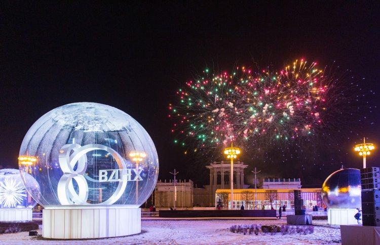 Новый год на свежем воздухе: гуляем всю ночь