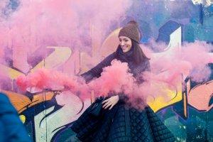 Фестиваль цветного дыма пройдет в Петербурге