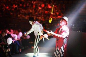 Фестиваль «Цирк в ритме джаза» состоится в Петербурге