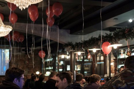 Lestr Bar отпраздновал год со дня открытия