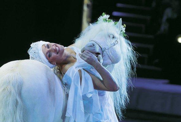 Конно-театральное шоу «Сон наяву» - Фото №2
