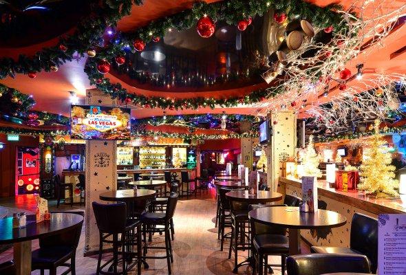 Новый год в Papa`s баре  - Фото №2