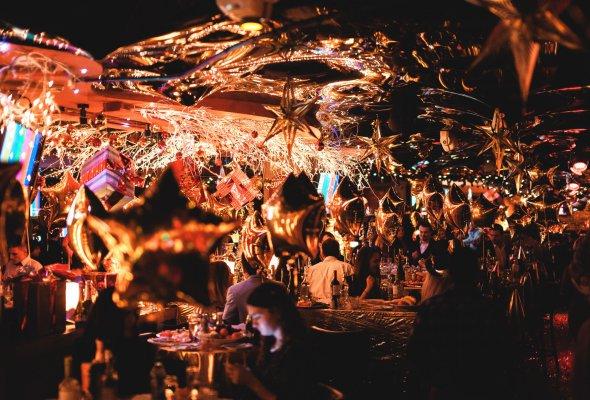 Новый год в Papa`s баре  - Фото №0