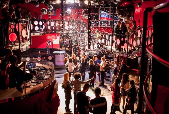 Новый год в Papa`s баре  - Фото №1