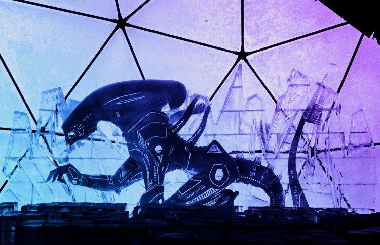 Парк Горького  выведет посетителей в «Ледяной комос»