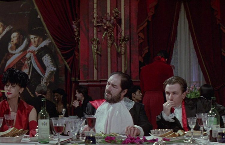 «Повар, вор, его жена и ее любовник» (1989), режиссер Питер Гринуэй