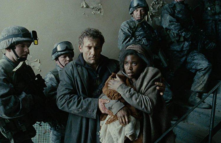 6. «Дитя человеческое» (2006)