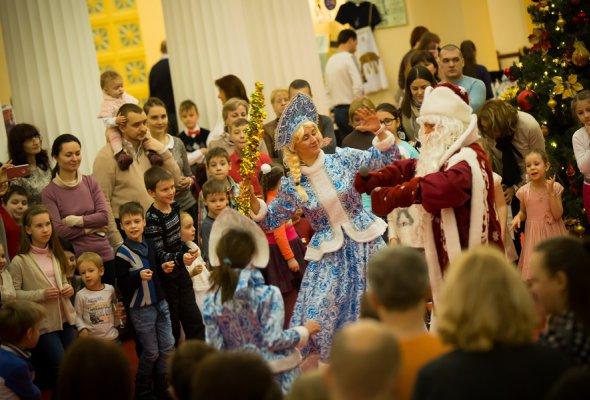 Новогоднее музыкальное представление «Щелкунчик» - Фото №2