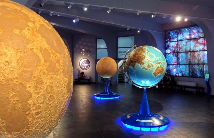 Билеты в планетарий можно будет купить через приложение