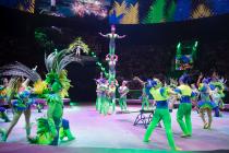 Цирковое шоу братьев Запашных «ЭпиЦЕНТР мира»