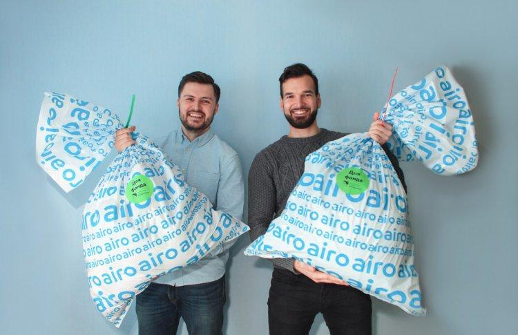 2 тонны вещей переданы на благотворительность от химчистки «Airo»