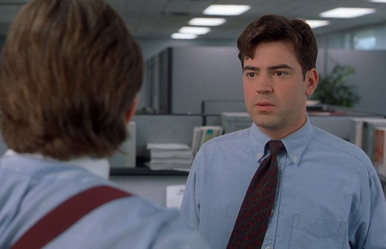 «Офисное пространство» (Office Space, 1999), реж. Майк Джадж