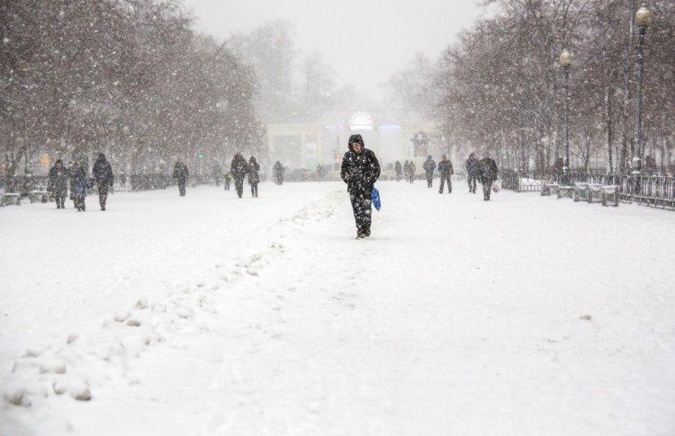 В Москве похолодает до 20 градусов