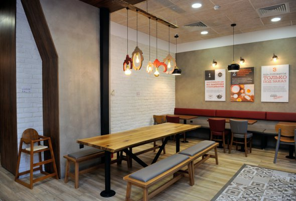 Ресторан домашней кухни «Теремок» на Чкаловском  - Фото №1