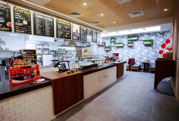Ресторан домашней кухни «Теремок» на Московском, 32  - Фото №0