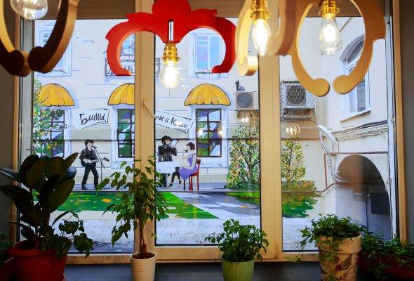 Ресторан домашней кухни «Теремок» на Московском, 32  - Фото №2