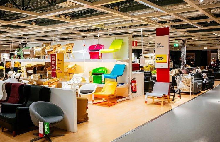 IKEA открывает первый магазин нового формата в центре Москвы