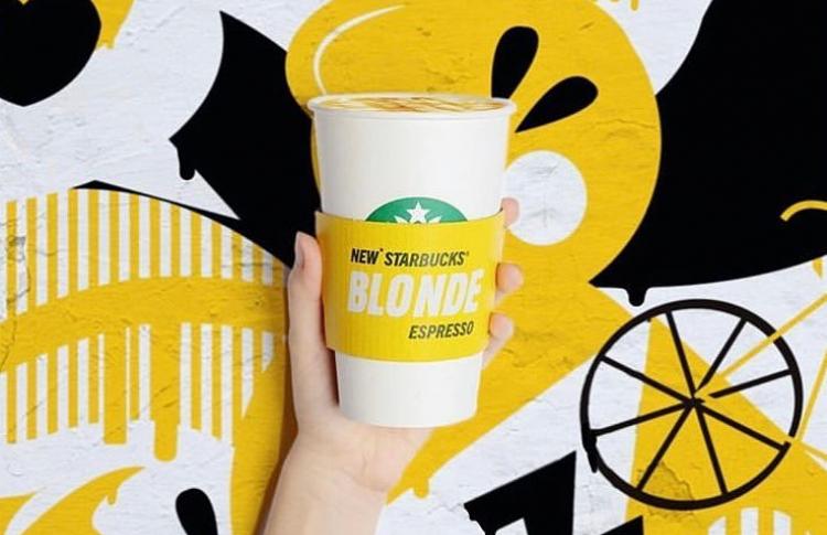 Переходим на светлую сторону: новое зерно Blonde Espresso в Starbucks