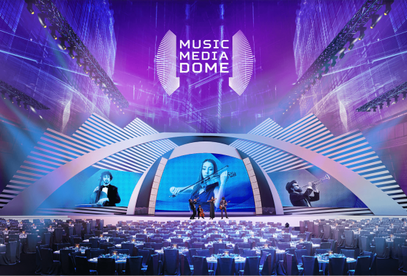 Music Media Dome  - Фото №0