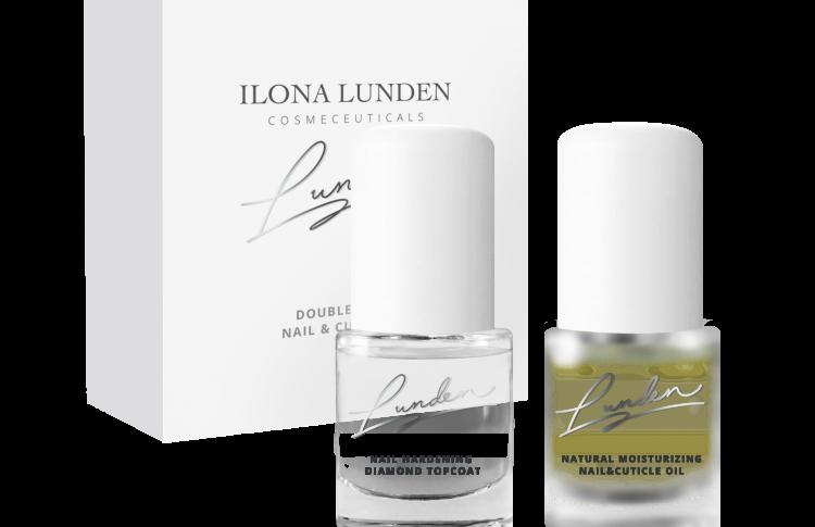 Надо брать: комплекс для ухода за ногтями и кутикулой Ilona Lunden