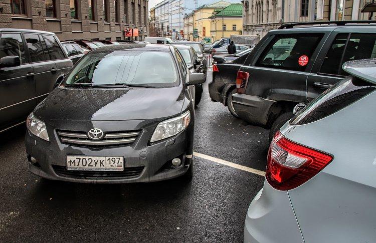 Москва собирается ограничить проезд неэкологичных машин