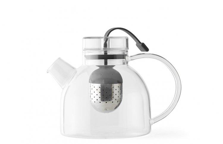 Стеклянный чайник Teapot, Menu