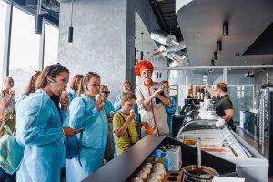 Фабрика высокого мороженого и «французский поцелуй»: куда и зачем пройти без турникетов