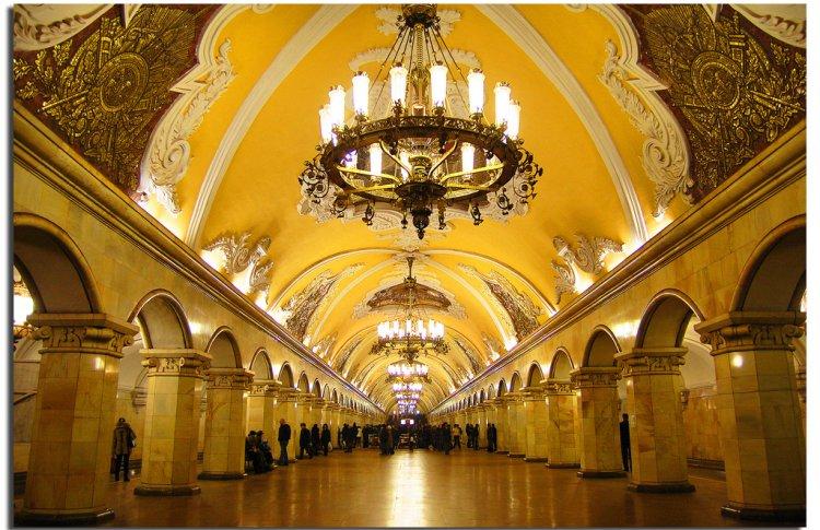 Проезд в московском метро будут оплачивать по зонам
