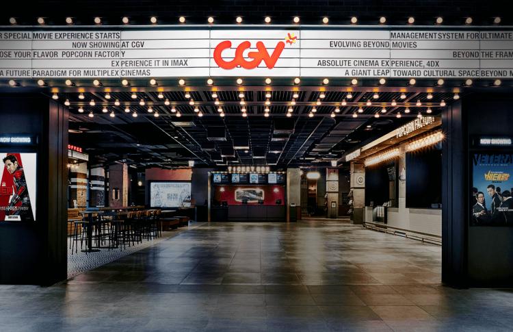 В Москве откроются южнокорейские кинотеатры