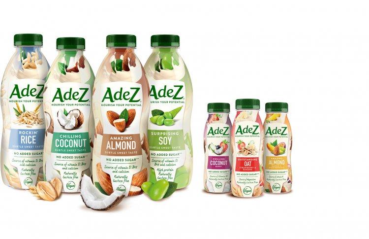 «Растительное молоко» AdeZ – вкус и польза