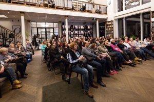 На ВДНХ открывается клуб для книгочеев