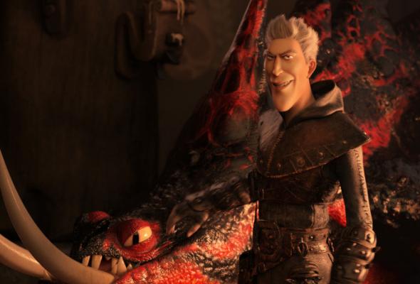Как приручить дракона-3 - Фото №5