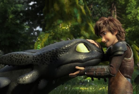 Как приручить дракона-3 - Фото №1