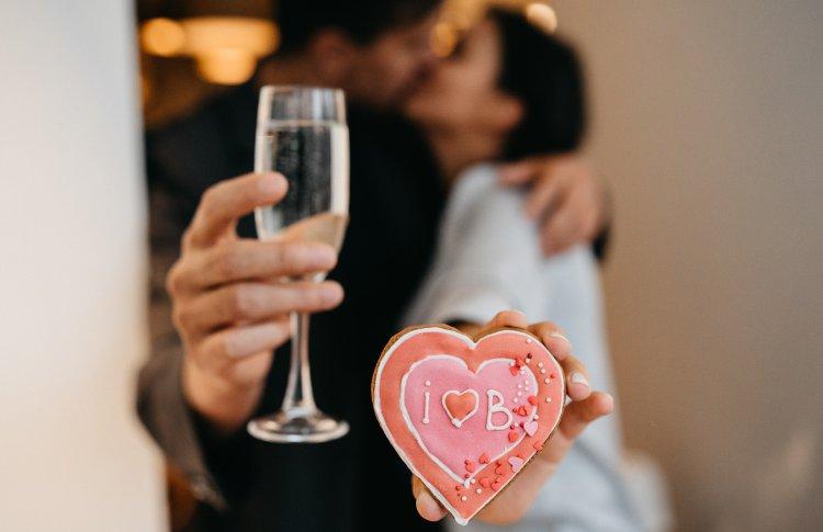 «Почта любви» в ресторанах Bocconcino