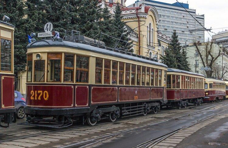 В московском трамвае расскажут о модернистской архитектуре