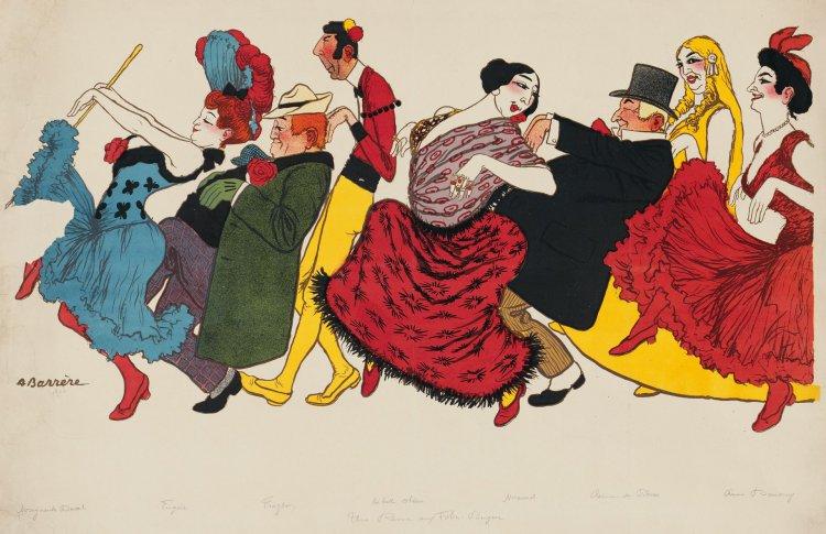 В ГМИИ имени Пушкина открылась выставка рекламы XIX века