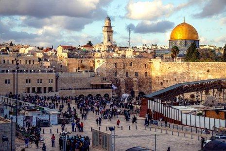 5 причин купить билеты в Израиль