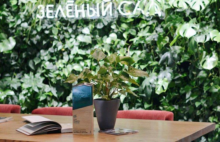 «Зелёный сад»: навстречу весне