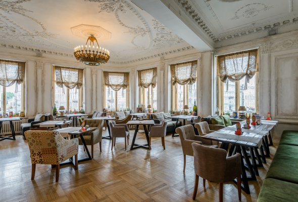 Ресторан Chateau Vintage  - Фото №0