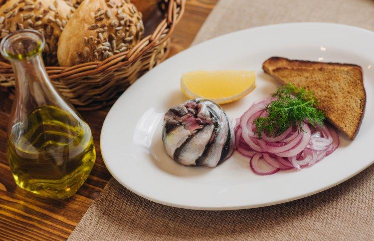Рыбные четверги в ресторане «Русская рыбалка»