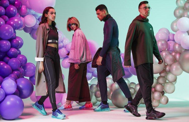 Старт продаж Nike Air Max 720 в STREET BEAT и STREET BEAT KIDS