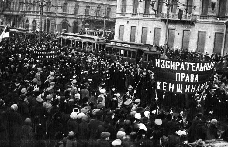 В лектории  «Тверская-XXI» пройдет лекция о феминизме