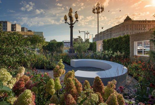 Сады для хюгге, терапевтические сады и растения-актёры - Фото №1
